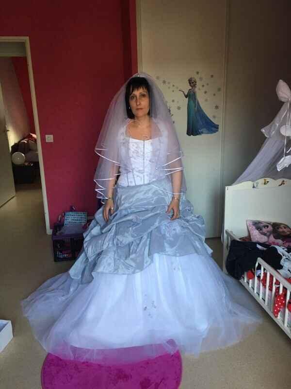 Voilà derniers essais de mes robes - 2
