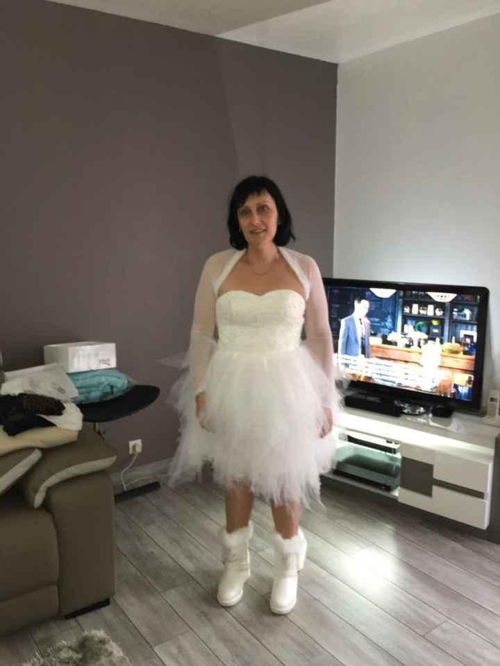 Voilà derniers essais de mes robes - 3