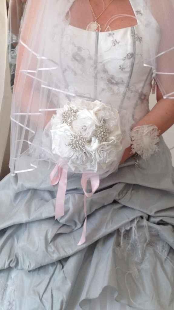A vos bouquets mariées futures mariées! - 1