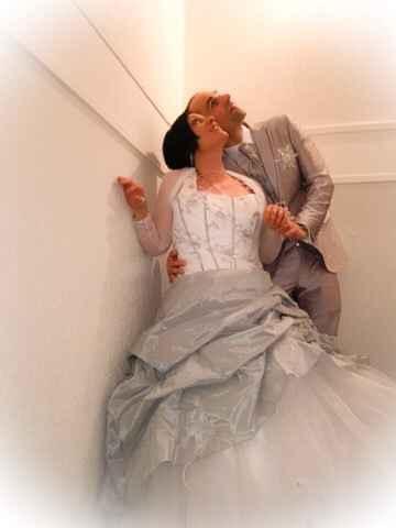 Quelques photo trash the dress - 2