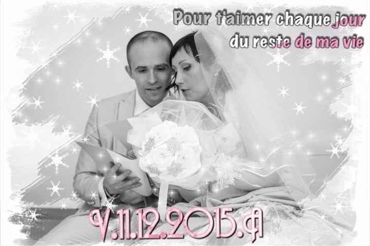 Mariage givré ou mariage sous les cocotiers ? Les photos - 1
