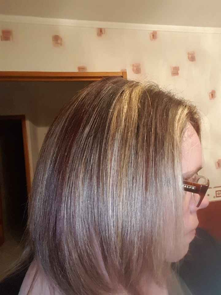 Longueur des cheveux - 1