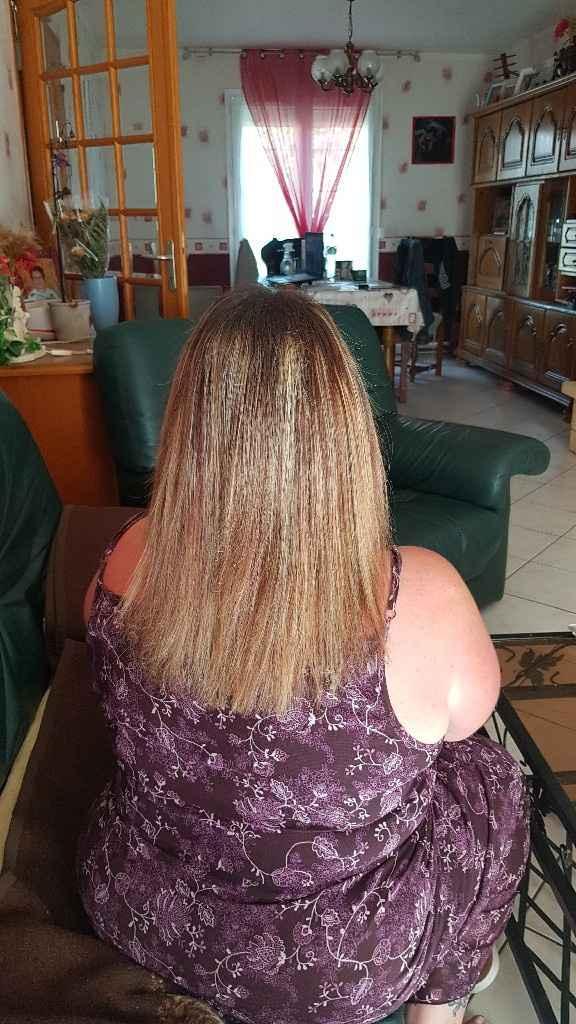 Longueur des cheveux - 2