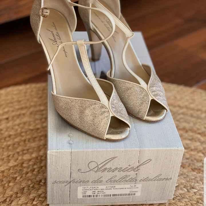 Deuxième paire de chaussures 👠👠 - 1