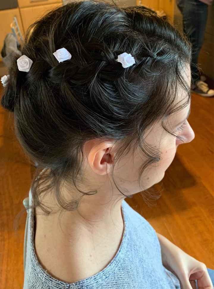 Premier essai coiffure - 3
