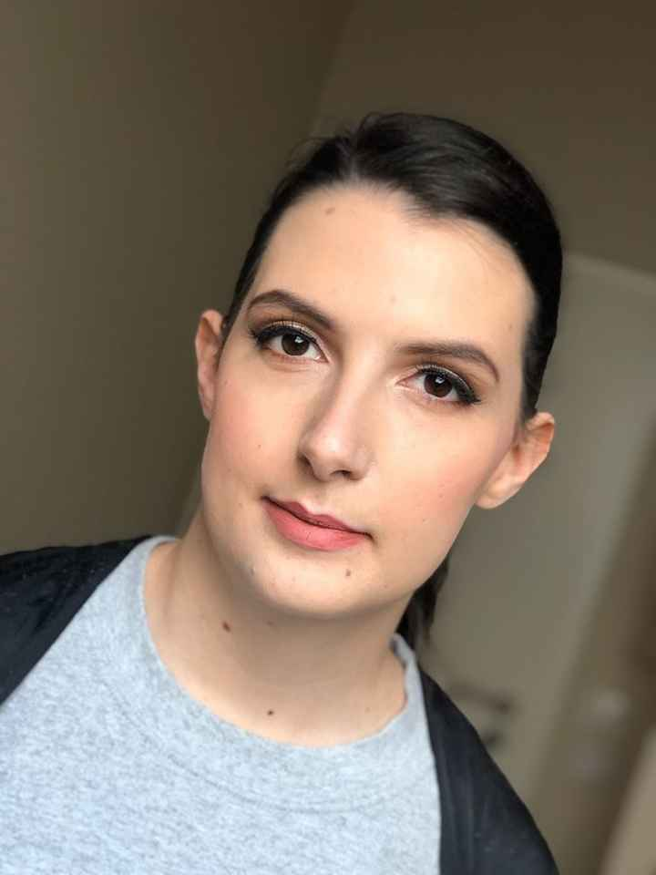 Essai maquillage ! - 1