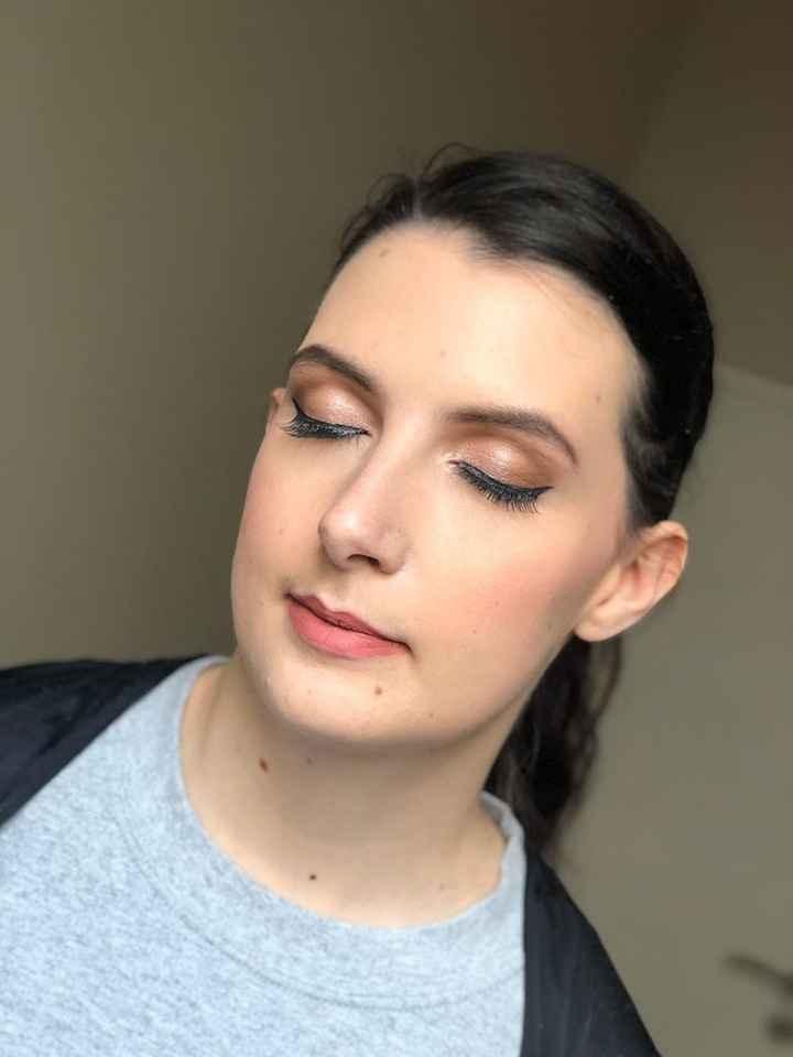 Essai maquillage ! - 2