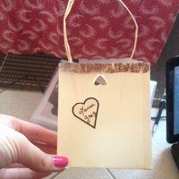 Photos de vos sacs invités customisés! - 1