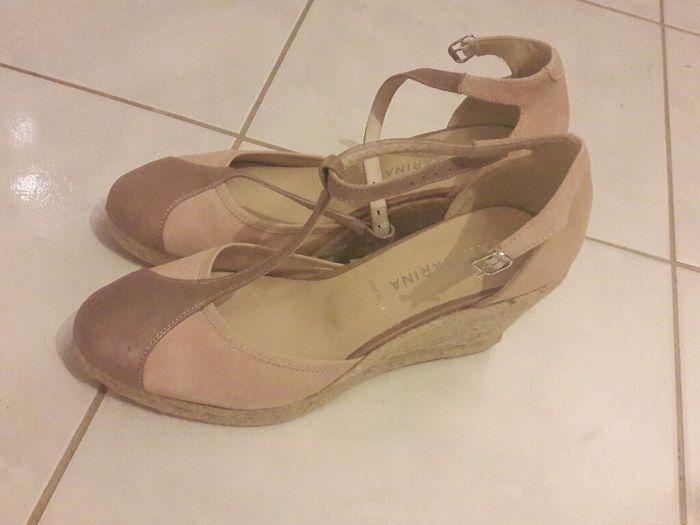 Mes nuptiale chaussures pour la soirée Mode nuptiale Mes Forum 15dcc3