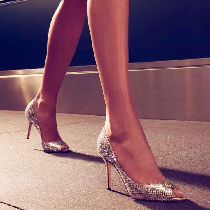 Chaussure a talon - 1