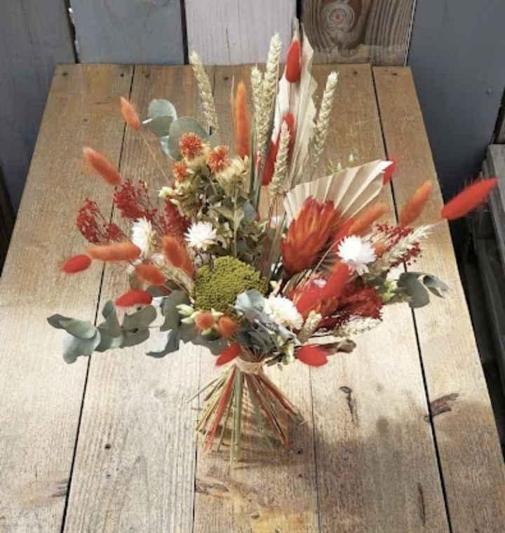 Bouquet, premier essai 4