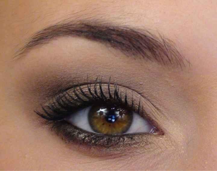 Maquillage des yeux! - 1