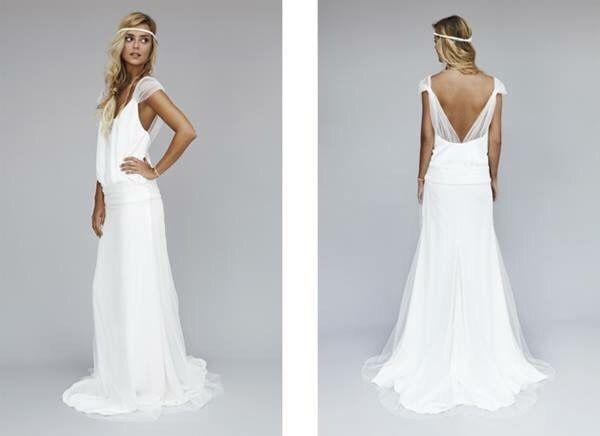 10 robes de mariée pour le mariage civil , 1