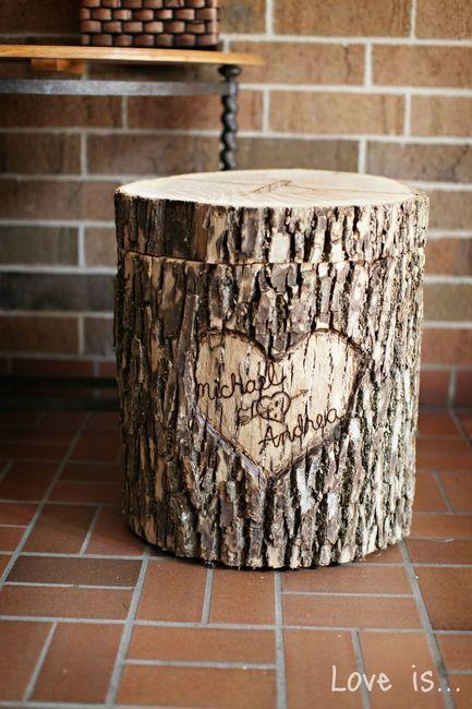 Fabriquer son urne en bois soi m me d coration forum - Urne anniversaire a faire soi meme ...