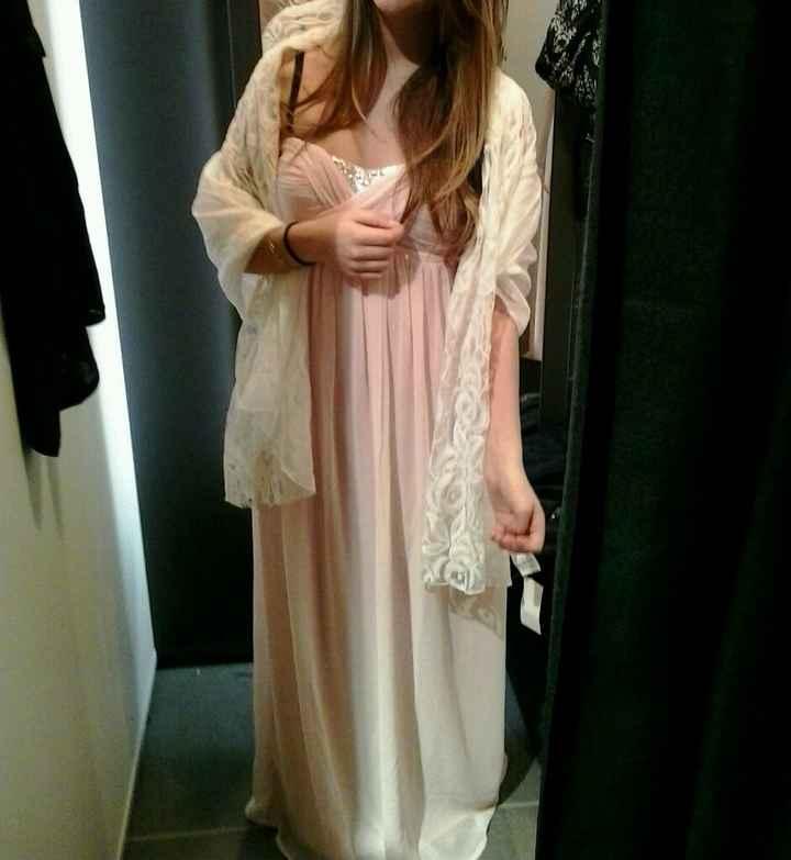 Robes de demoiselle d honneur - 1