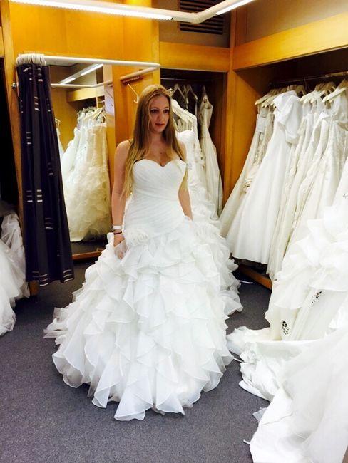 Personne a de robe divina sposa ???? - 1