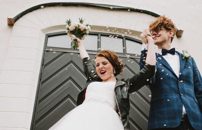 Des mariées en perfecto ?! 1