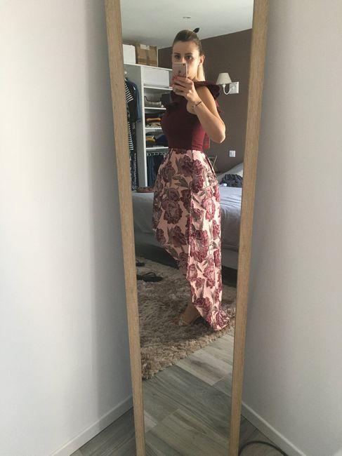 Ma robe 👗 😍 - 2