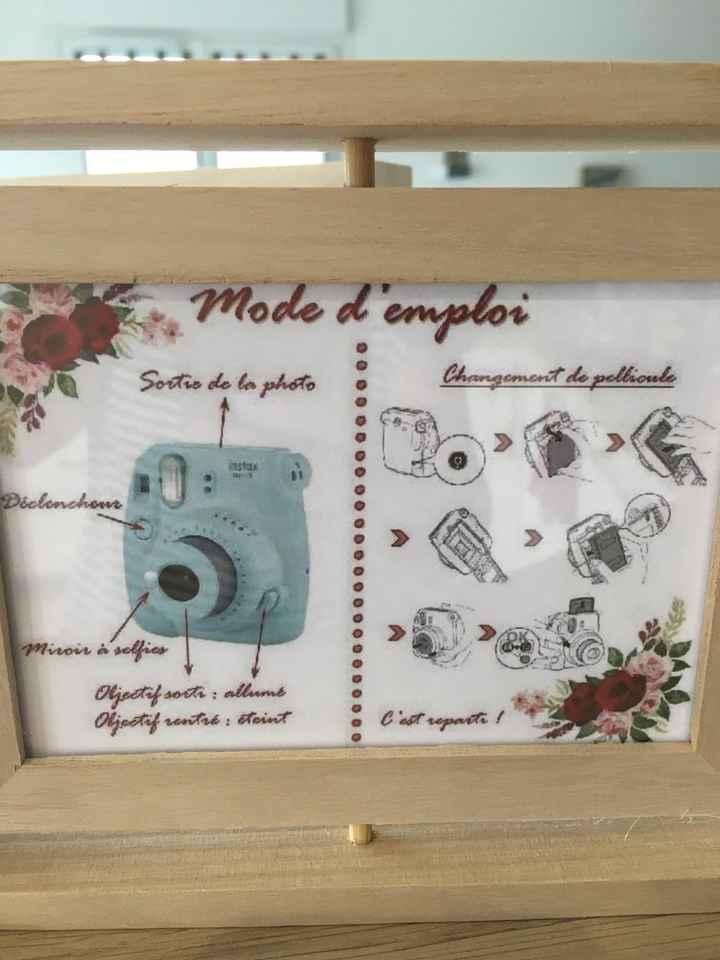 Mode d'emploi photobooth 📸 - 1