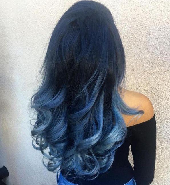Couleurs de cheveux 3