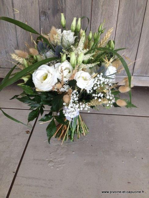 Est ce que vous aurez un bouquet de mariée ? 4