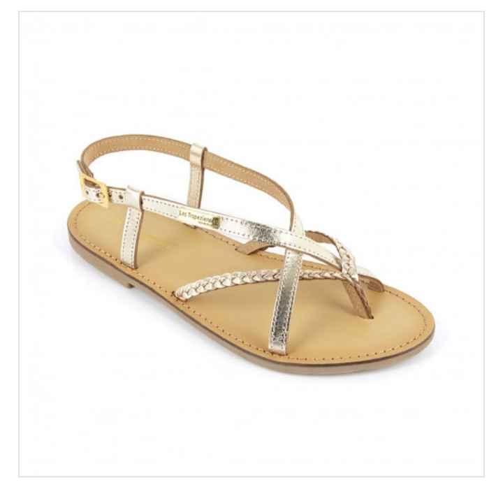 Chaussures plates ou petit talon - 1