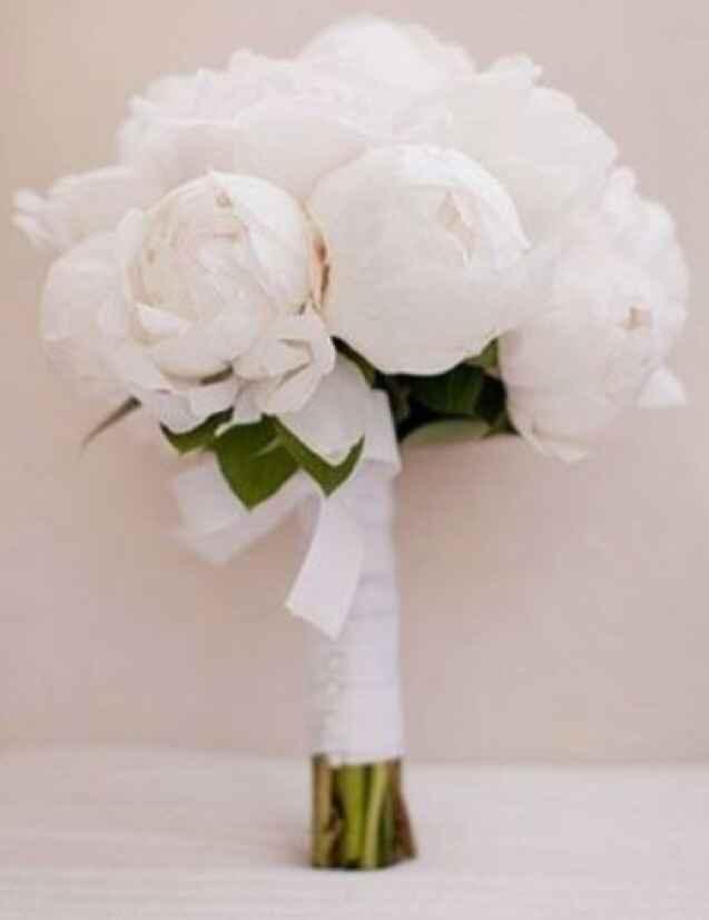Quelles seront les fleurs de votre mariage et celles de votre bouquet ? - 1