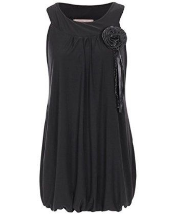 Robe charleston noire