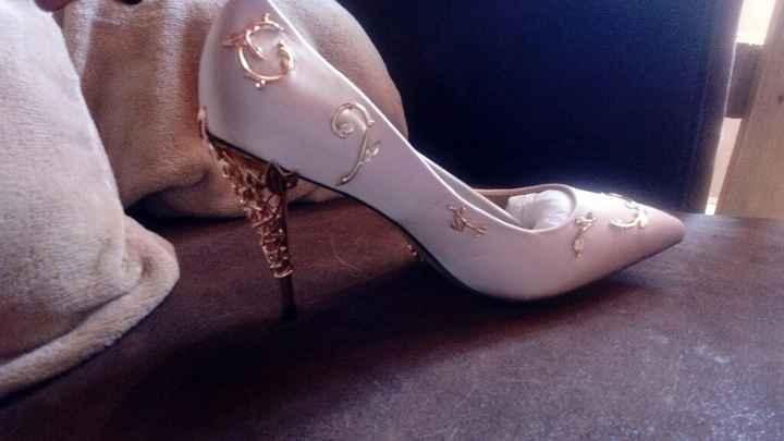 J'ai reçu mes chaussures :) une foliiiie - 2