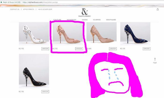 mes shoes LOL