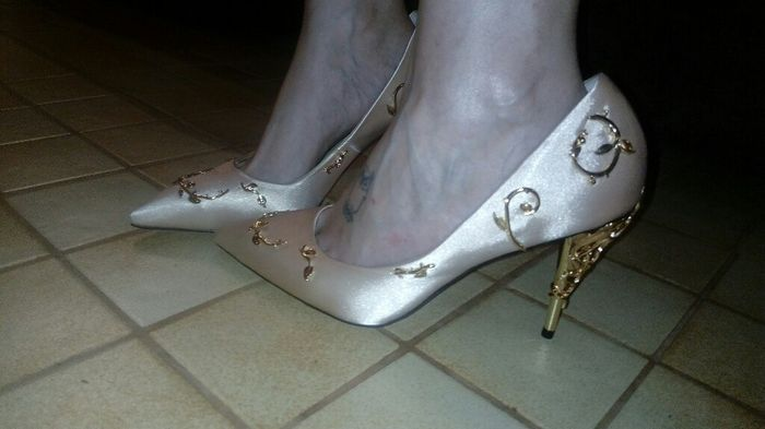J'ai reçu mes chaussures :) une foliiiie - 1