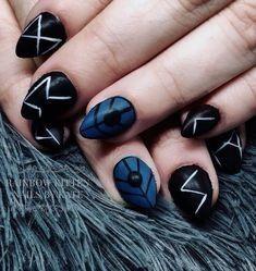 Nails art médiévale !!! 2