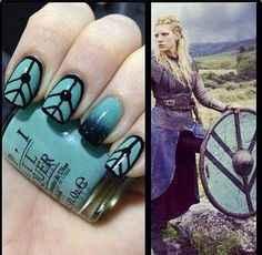 Nails art médiévale !!! - 3