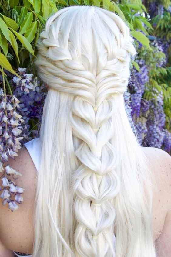 5. La coiffure - 1