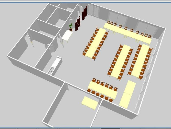 Plan de salle 3d page 2 banquets forum for Plan salle mariage