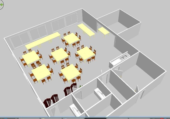 Simuler Ma Salle De R Ception En 3d Page 2 Banquets Forum