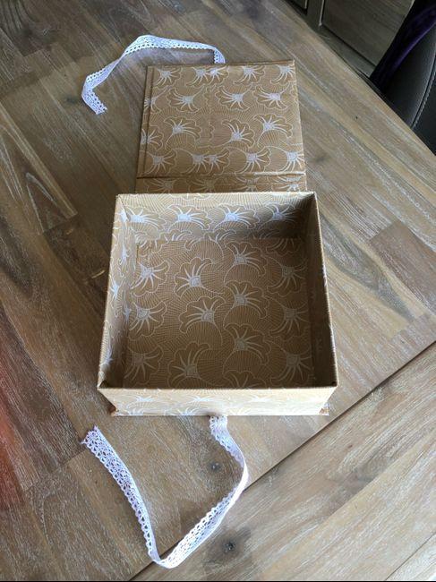 Boîte box témoin - 2