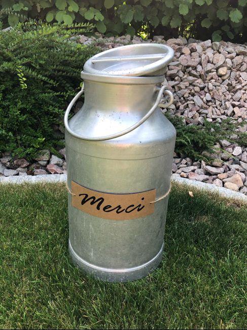 Notre urne - 1