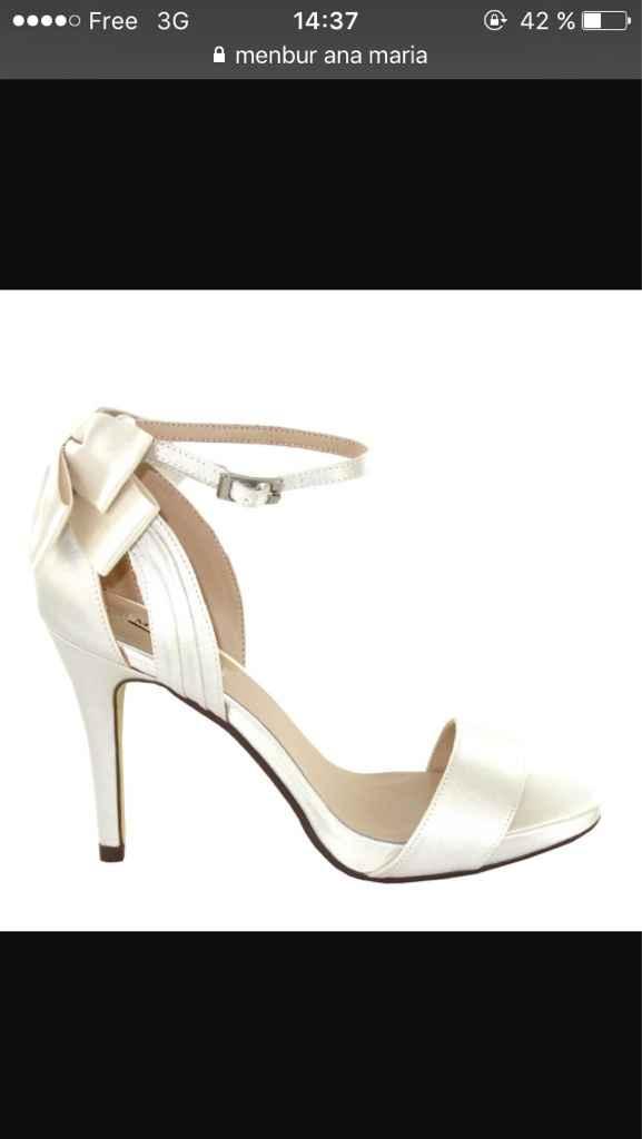 Help chaussure pour juin - montrez moi vos shoes - 1