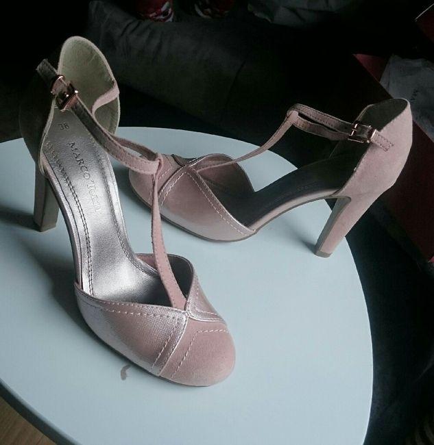 J'ai enfin trouvé mes chaussures - 1