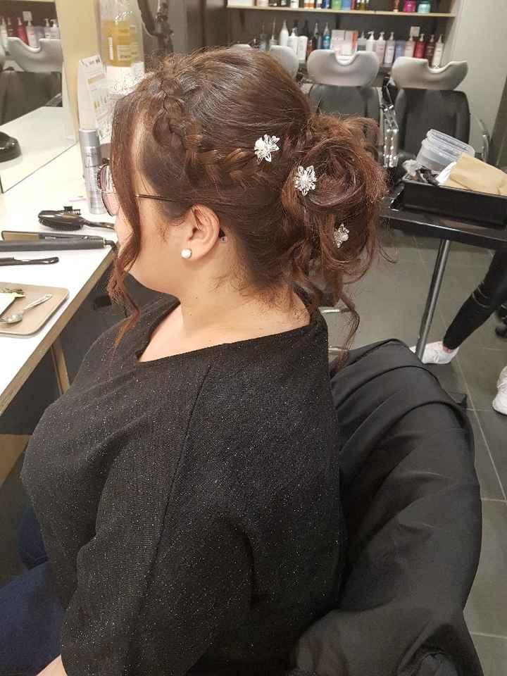 Essai coiffure - 4