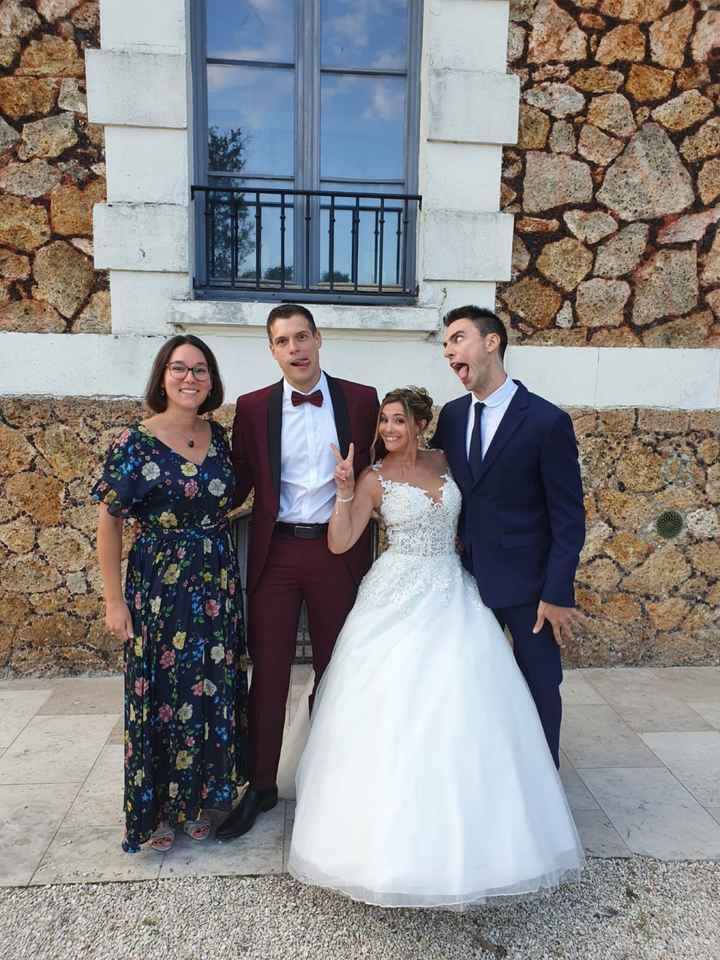 Mariage 28 août - 4