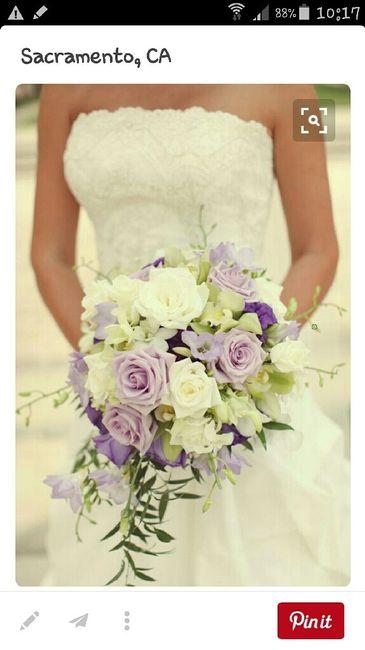 Montrez moi vos bouquets de mariée - 1