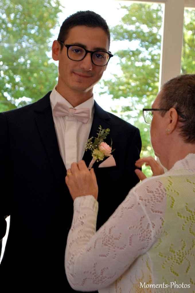 Photos de mon mariage - 1