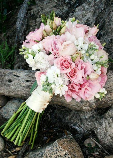 La GRANDE battle nuptiale : Le bouquet 🌺 1