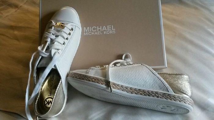 Mes chaussures pour le grand jour - 1