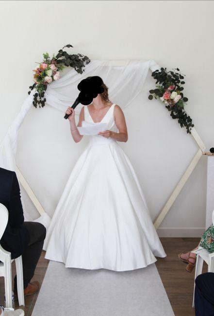 Arche de mariage 1