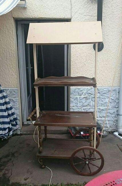 Mon bricoleur (chariot candybar) - 2