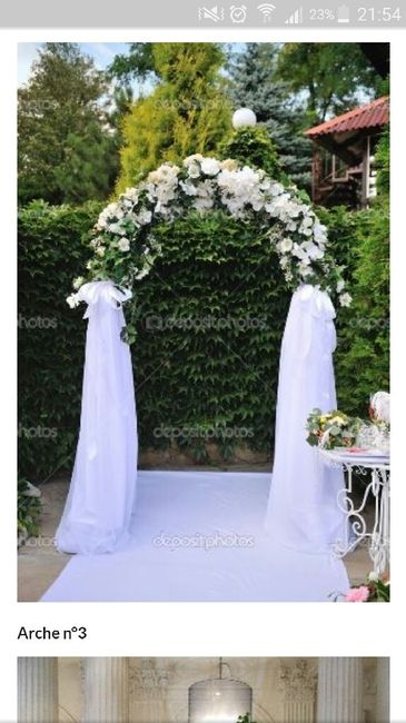 arche tissus et fleurs d coration forum. Black Bedroom Furniture Sets. Home Design Ideas