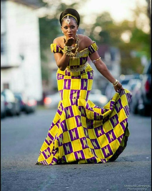 Bekannt Tenue traditionnelle africaine - Mode nuptiale - Forum Mariages.net UL45